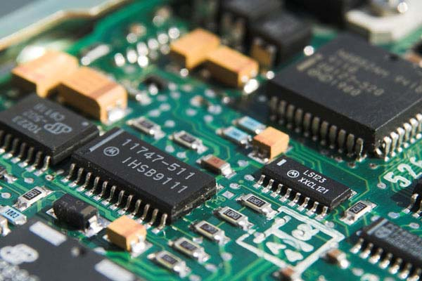 computer chip for technology development